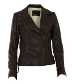 Lana Leather Jacket-All Saints